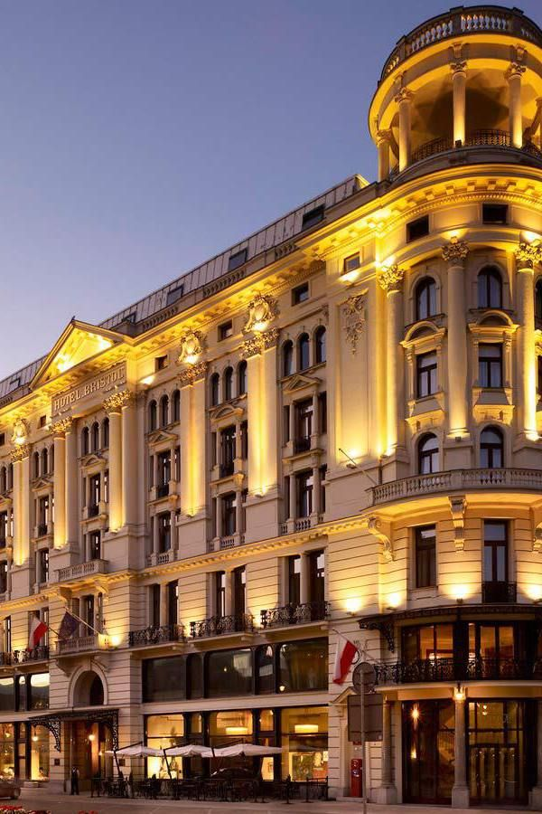 Situated In The Heart Of Warsaw Hotel Bristol Has Served As City S Most Remarkable