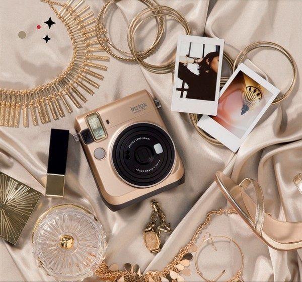 #Instax Mini 70de #Fujifilm  : l' #appareil #photo instantané tendance