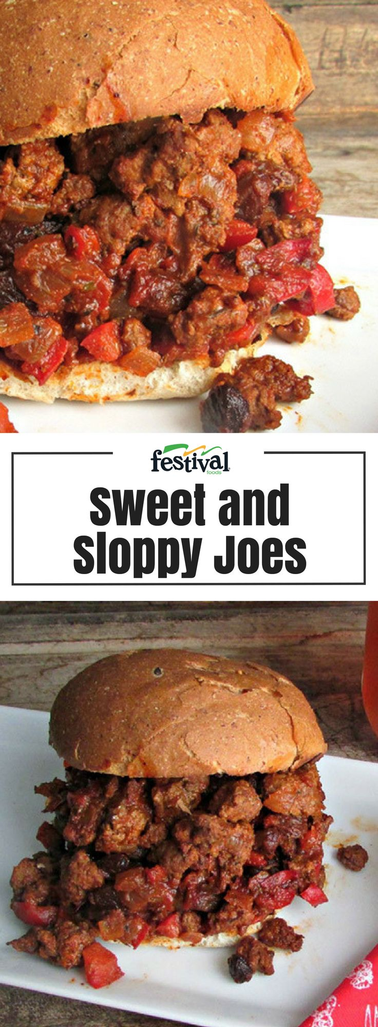 A twist on a classic, this sloppy Joe recipe adds sweet and smoky notes. A blend of spices, vegetables, and raisins will make this dish a party on your plate! #sloppyjoe #beefrecipes #sweetandsmoky #raisins #sandwiches #familyfavorites