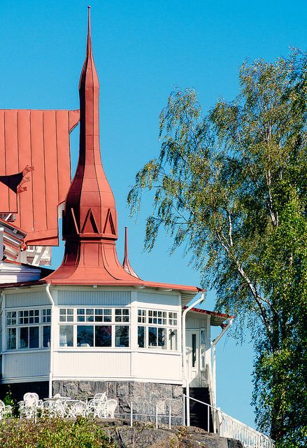 Restaurant Klippan, Helsinki, Finland