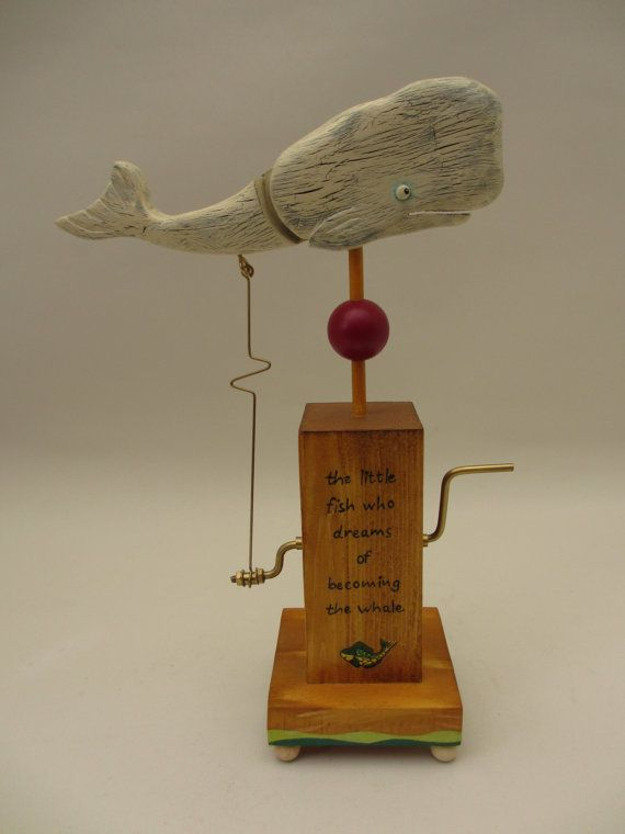 166 best cam toys and automata images on pinterest wood for Little fish toys