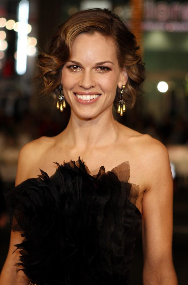 17 Best images about HILARY SWANK - ACADEMY AWARD WINNER ...