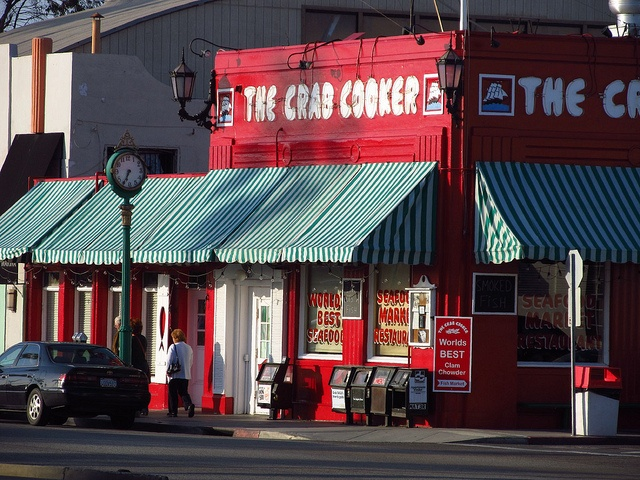 Crab Cooker Newport Beach, CA We loved this place! We try to go there when ever we visit California.