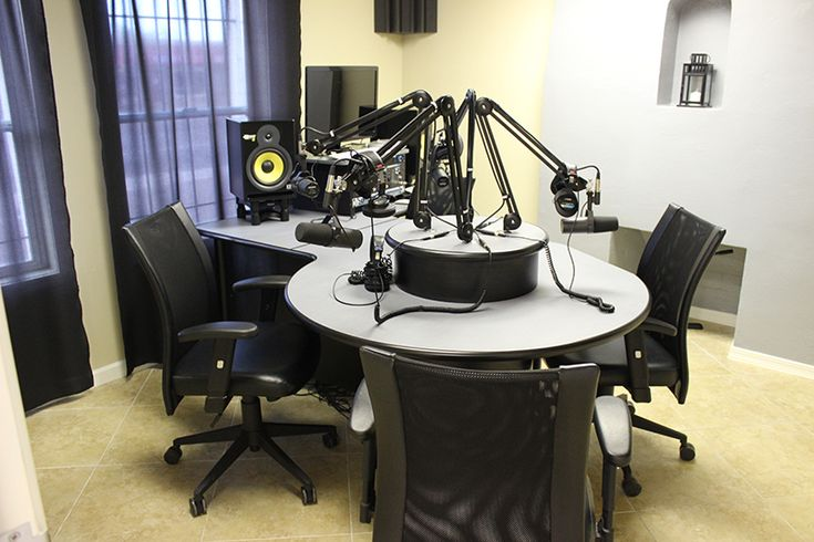 Podcast Studio Phoenix | Podcast Studio Phoenix