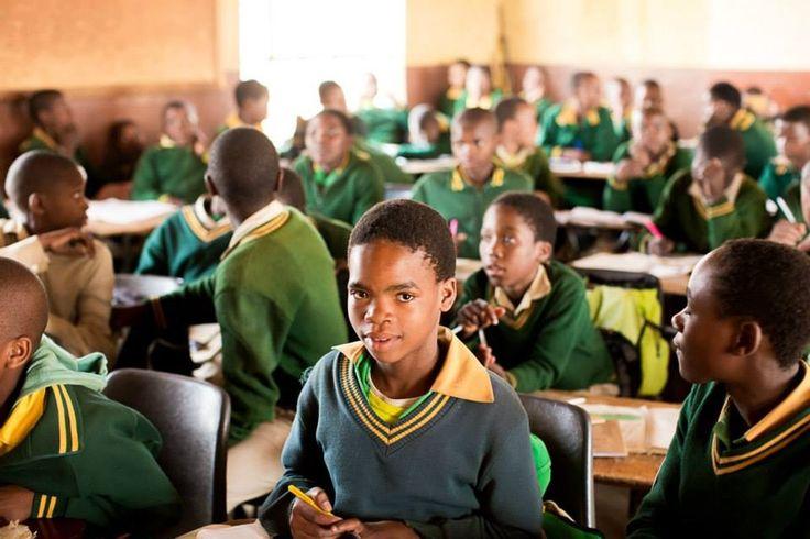 School in Swaziland