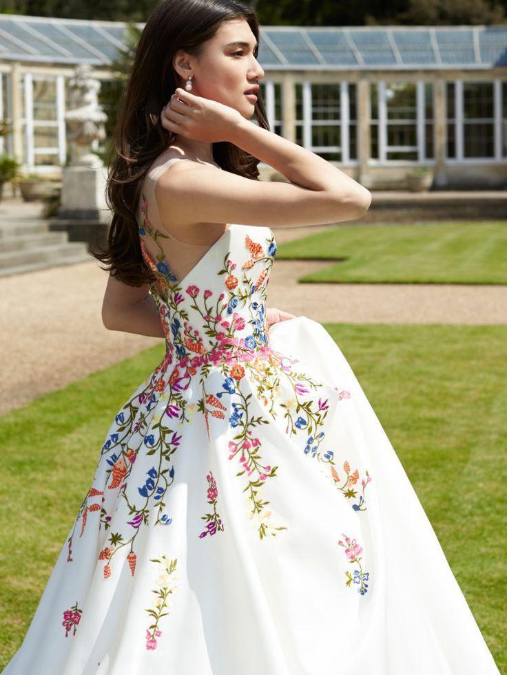 8 vestidos de novia estilo mexicano que roban el aliento