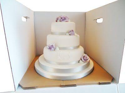 How to Transport a Wedding Cake ~ Nutatafish