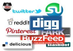 (300+) Free Dofollow Social Bookmarking Sites List 2015 - http://www.qdtricks.com/free-high-pr-social-bookmarking-sites-list/