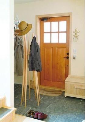 玄関のインテリア、ディスプレイ(おしゃれ、かわいい、便利、アイデア)実例集 - NAVER まとめ
