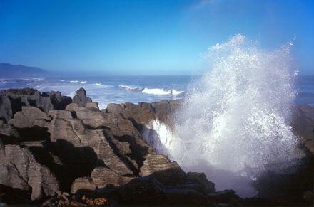 #50 - Punakaiki (Pancake rocks) - 101 Must-Do's for Kiwis. View the full list at www.aatravel.co.nz/101