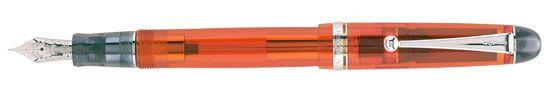 Pilot Custom 74 Orange Fine Point Fountain Pen