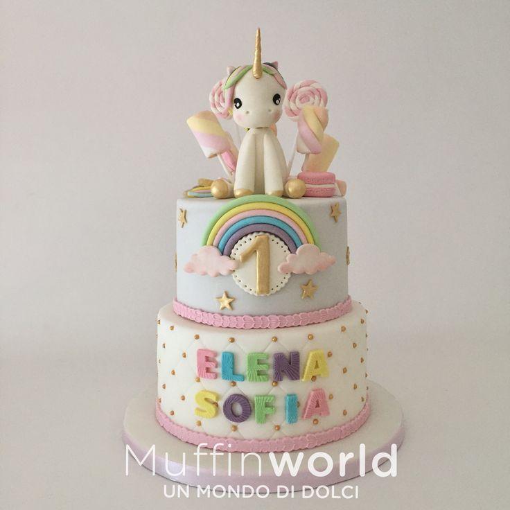 Matrimonio Tema Unicorno : Oltre fantastiche idee su torte di compleanno unicorno