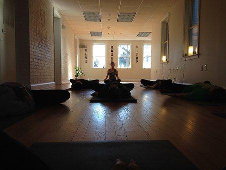 Joga, Medytacja, Wykonywanie