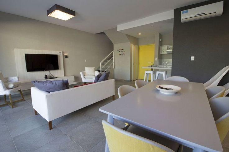 Vizion Suites - Duplex 111 en alquiler temporario (ciruelo 43 - carilo)
