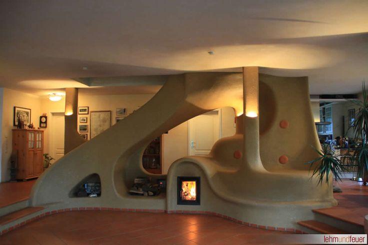 722 best images about stube kachelofen masonryheaters for Stufa rocket