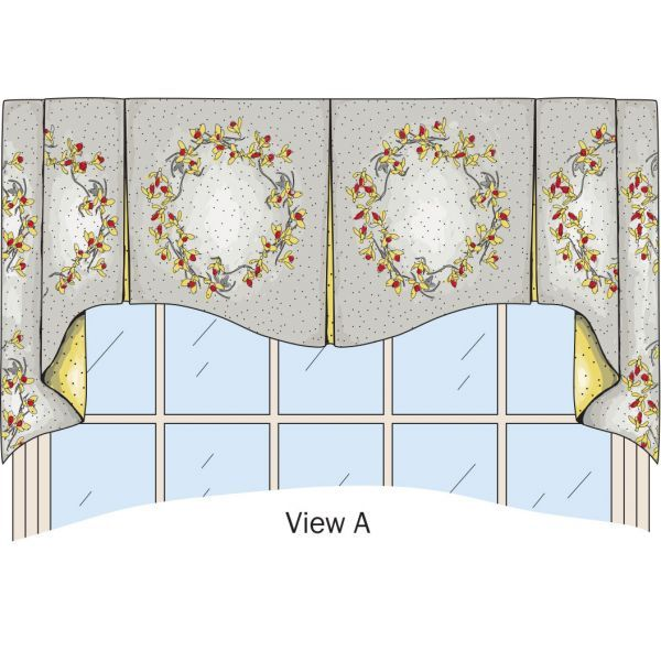 1000 images about window treatments on pinterest for Different window designs