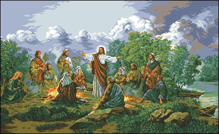 Isus si apostolii