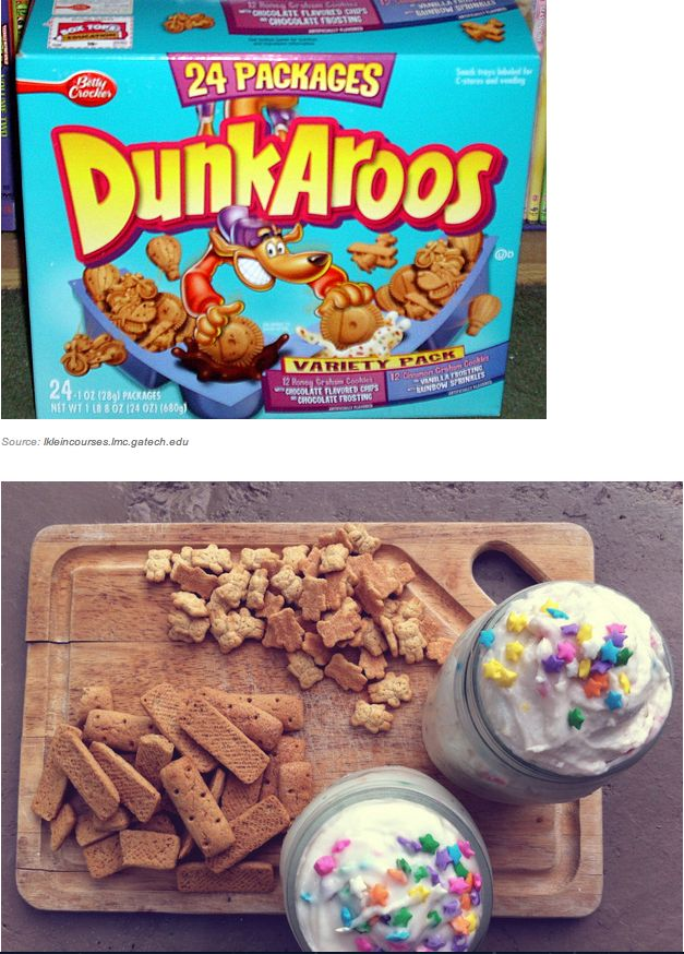11 DIY Recipes For Your Favorite '90s Snacks.  Dunkaroos, pudding pops, and Pepsi clear included!!! LOVE.