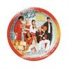 """High School Musical 7"""" Dessert Plate 8/pkg"""