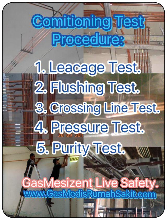 Test Procedure Medical Gas