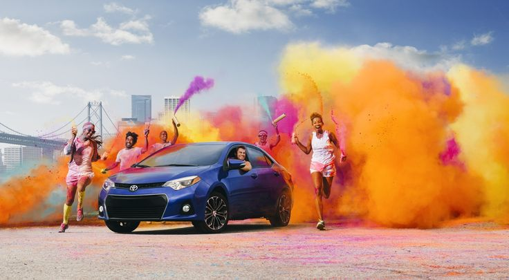 New ads for the Toyota Corolla are out!Thanks Saatchi & Saatchi LA