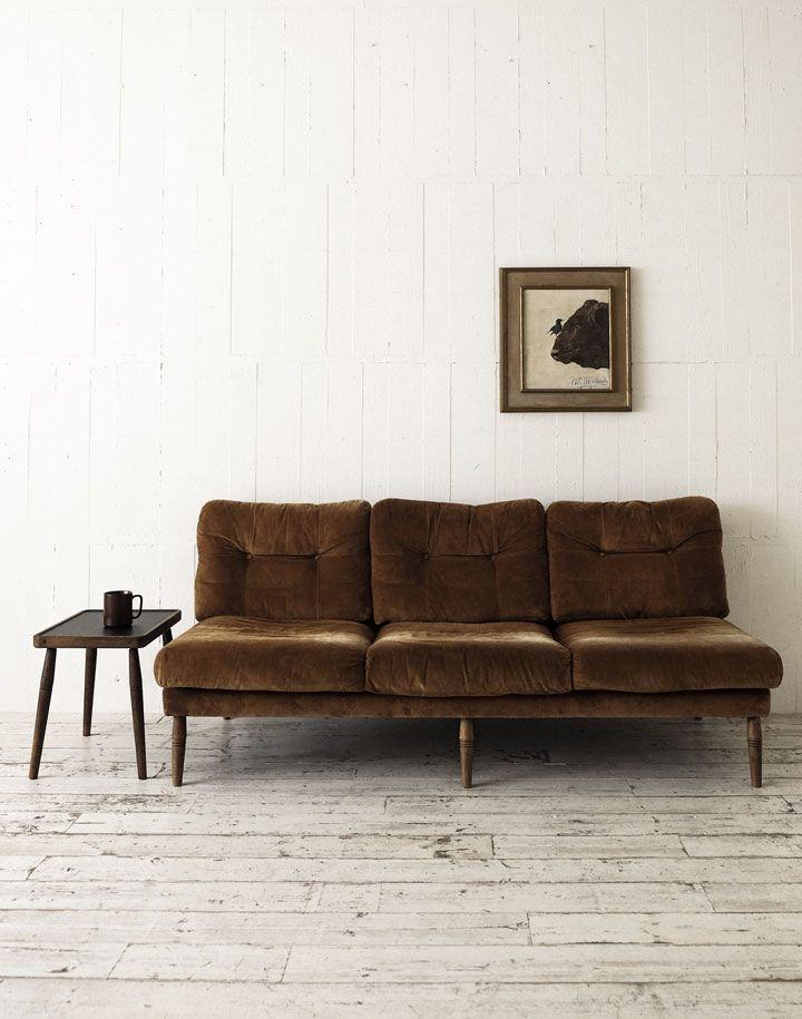 Ts Bread Sofa 3 Seater Truck Furniture 家具のアイデア ソファ ソファー