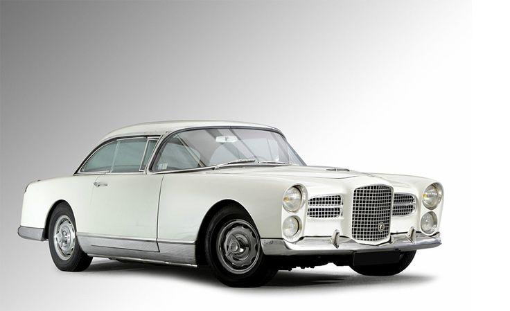 1961 Facel Véga HK500 Coupé BL13