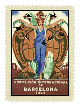 File:Spain-Cinderella Stamp-1929 Barcelona Expo.jpg