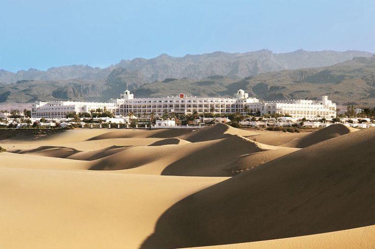 Hotel Riu Palace Maspalomas - Dunes - Gran Canaria - Canary Islands - Spain - España