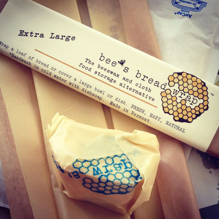 Love this! Bees wrap