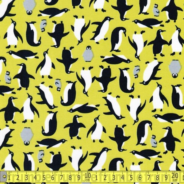 Penguin fabric fabrics pinterest for Frumble fabrics