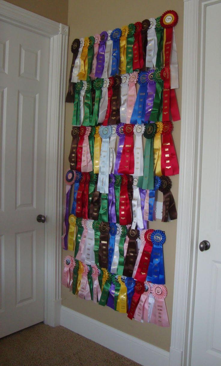 best 25 ribbon display ideas on pinterest show ribbon display