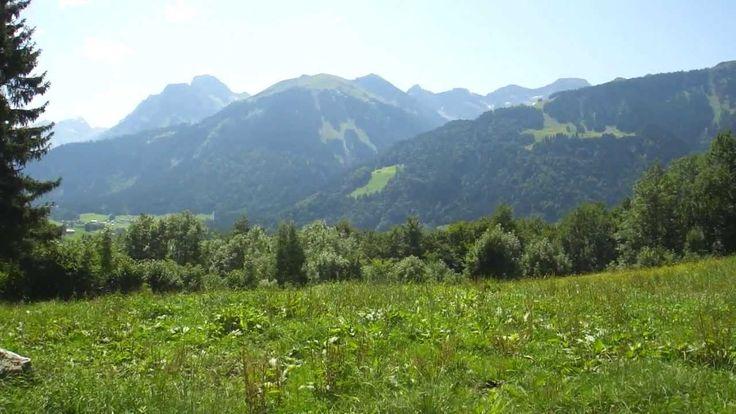 Hochkünzelspitze Tour 2013 mit Alpen Hotel Post - Au, Bregenzerwald.