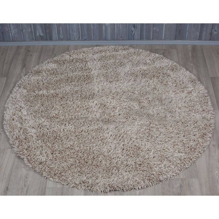 Shaw Bling Collection Super Shag Oversized Area Rug