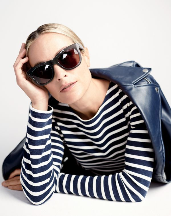 The J.Crew spring catalogue arrived in my mailbox yesterday and I could feelmy wallet tremble. The latest additionsboast a colorful New Balance collaboration and the unveiling of J.Crew's very fi...