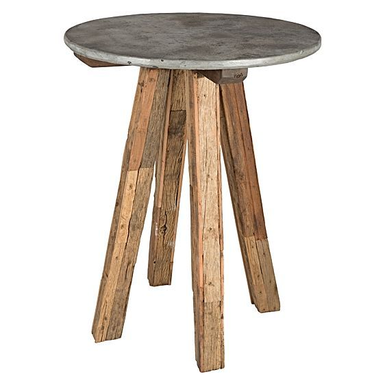 Carpenter Round Bar Table by Casa Uno