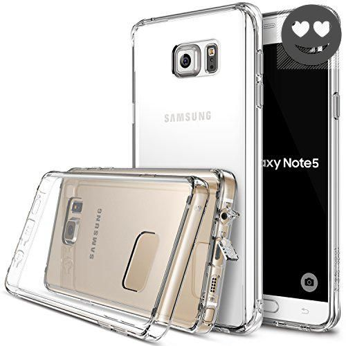 #christmas #Ringke FUSION Case for Samsung Galaxy Note 5 (2015) | Showcase your Galaxy Note 5 with the ultimate clear case that is both stylish and comfortable t...