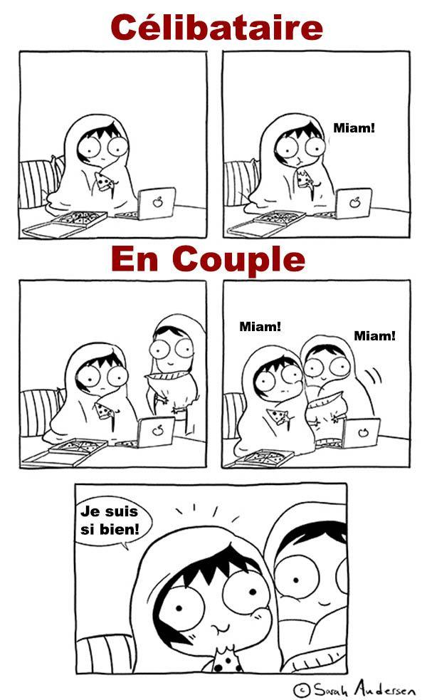 Célibataire VS En couple
