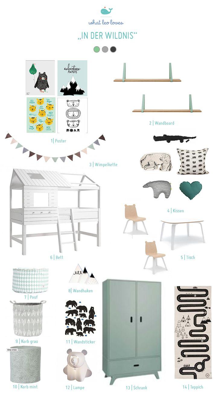 216 besten kinderzimmer ideen bilder auf pinterest deko. Black Bedroom Furniture Sets. Home Design Ideas