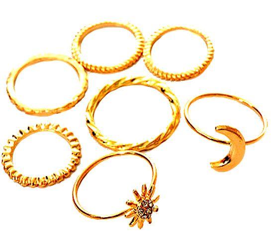 https://www.goedkopesieraden.net/Set-van-7-verschillende-gouden-ringen