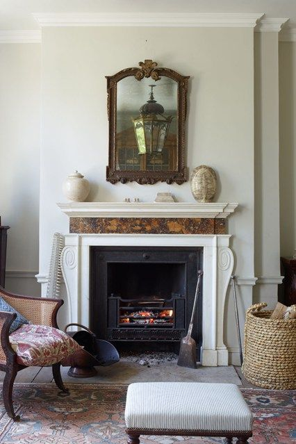 17 best images about english country on pinterest english cottages and laura ashley - Incredible central fireplace ideas ...