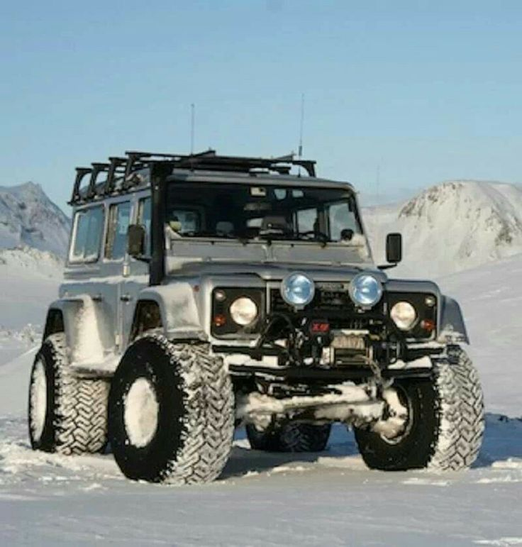 124 best All about Land Rover Defender images on Pinterest ...