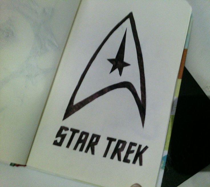 Star Trek Badge by Ashattack42