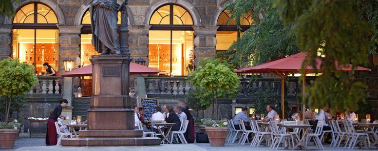 Alte Meister Dresden Restaurant