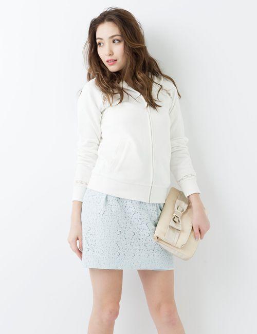 L'EST ROSE Skirt(6ee043)