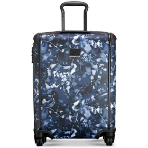 Tumi wraps intelligent and versatile design in fresh, artistic style with this premium carry-on suitcase from the Tegra-Lite Women's collection.
