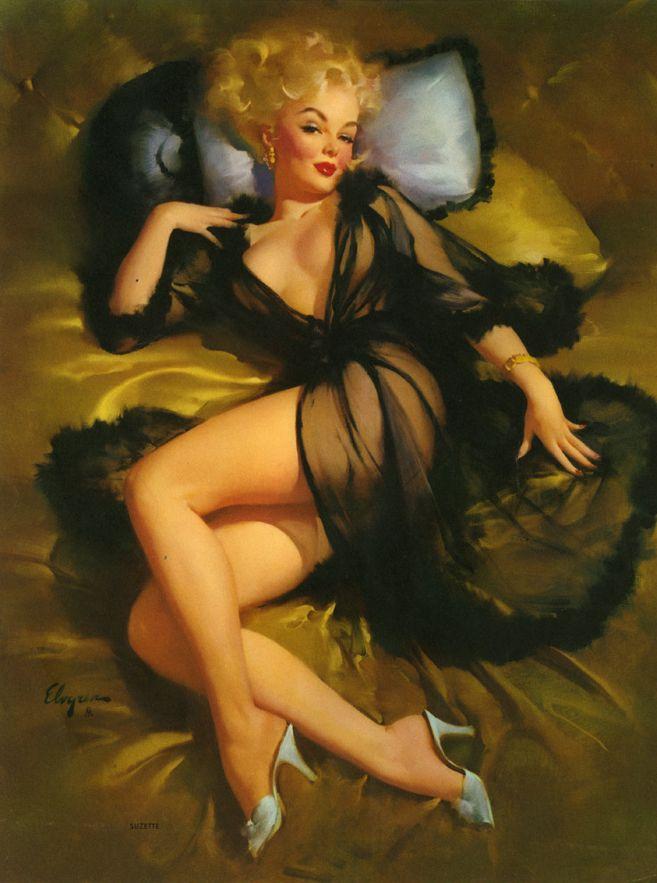 Elvgren: Vintage Pinup, Pinupgirl, Pin Up Art, Pinup Girls, Pinup Art, Pin Ups, Gil Elvgren, Pin Up Girls, Vintagepinup