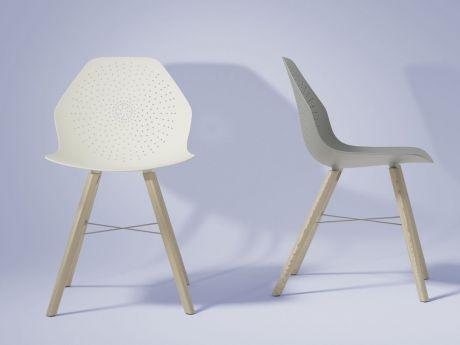 #Sitia #Klera #Chair D modello 3D | CRS Sitia #designconnected #design #aluminium