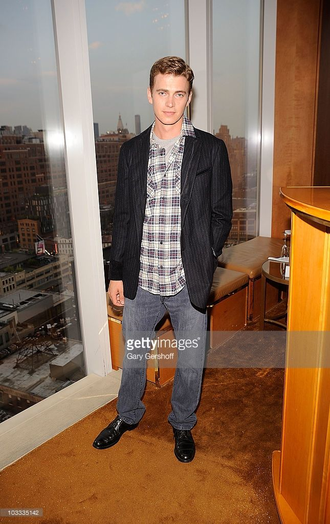 Actor Hayden Christensen attends the Reeve Champions Summer Party hosted by Dior Beauty and the Christopher & Dana Reeve Foundation at the Boom Boom Room in the Standard Hotel on August 10, 2010 in New York City.