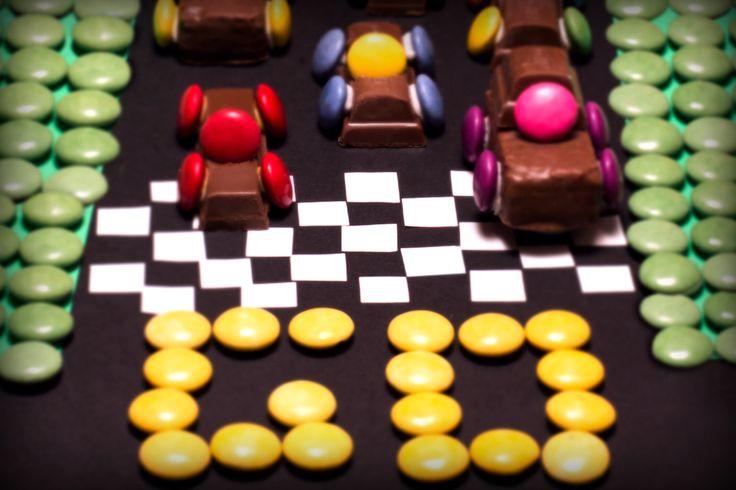 SMARTIES Street Racers SMARTIES fans, start your chocolate engines.